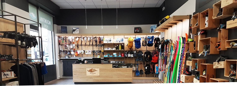 Il negozio.